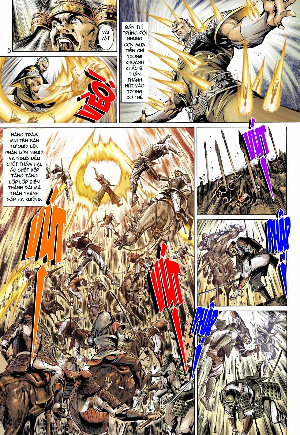 Thần Binh 4 chap 12 - Trang 6