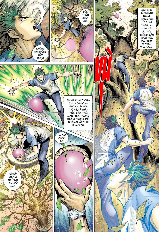 Thần Binh 4 chap 12 - Trang 16