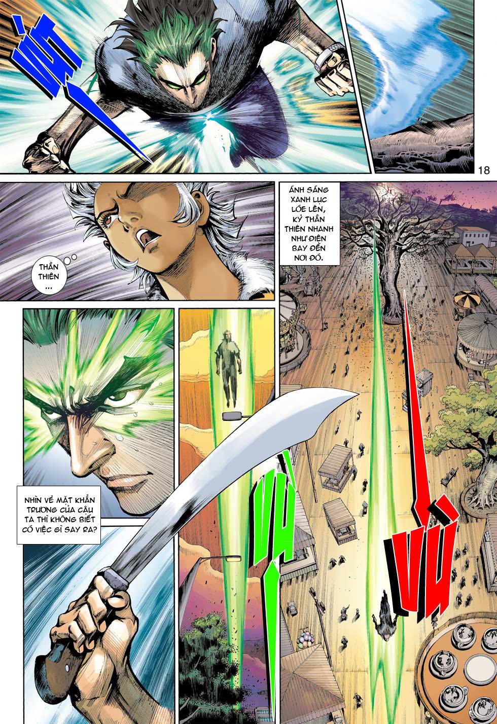 Thần Binh 4 chap 12 - Trang 19