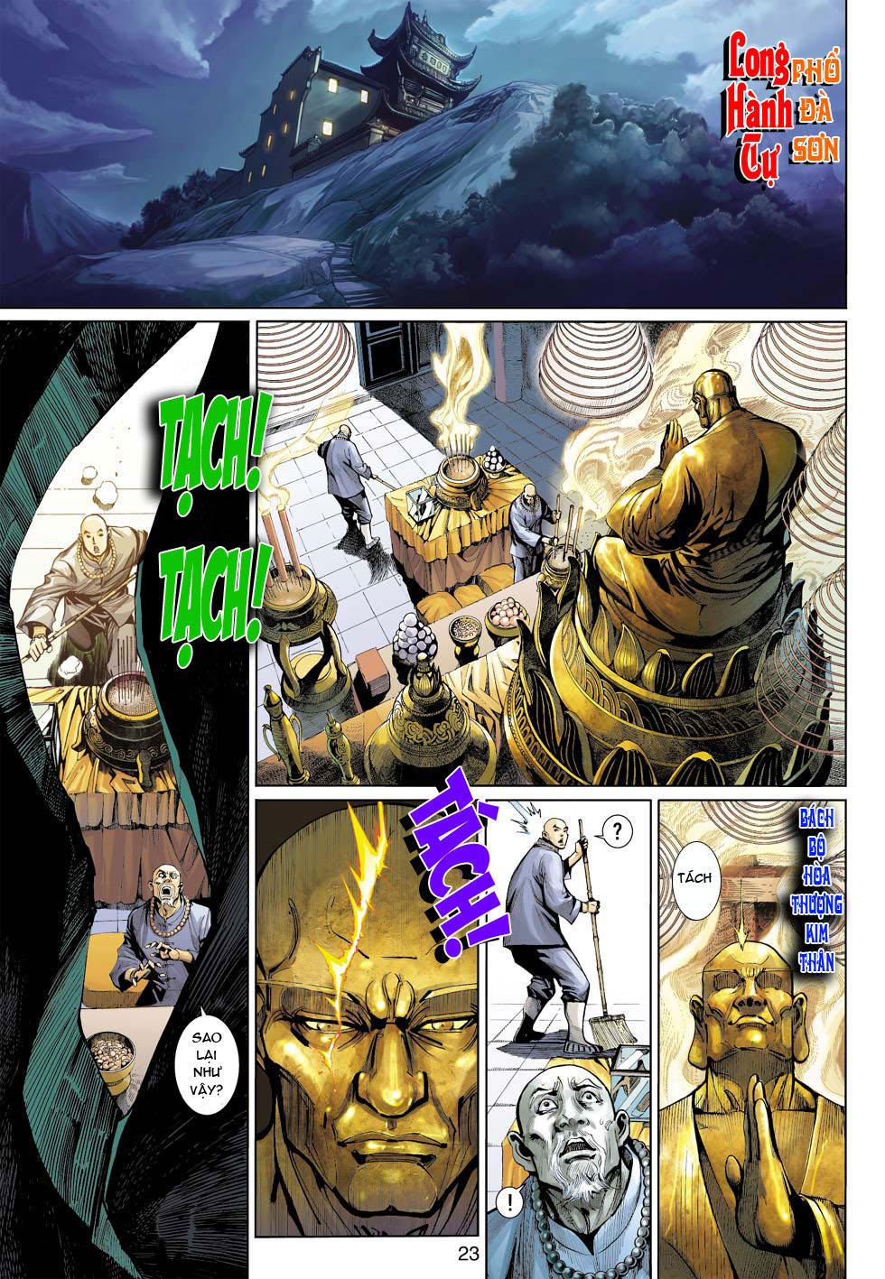 Thần Binh 4 chap 12 - Trang 24