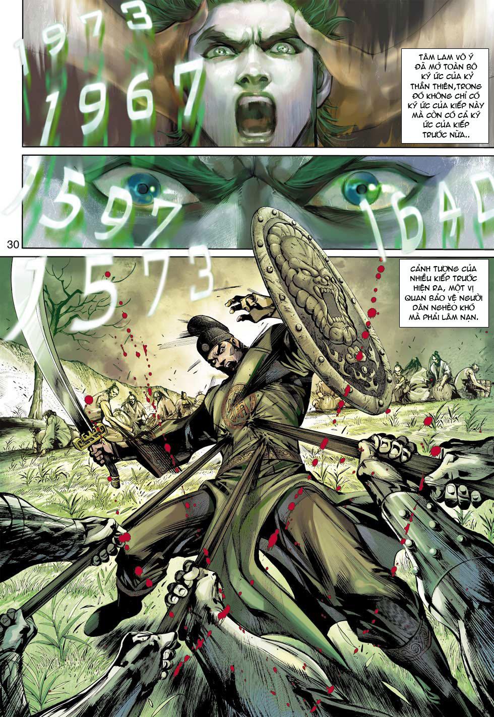 Thần Binh 4 chap 12 - Trang 31