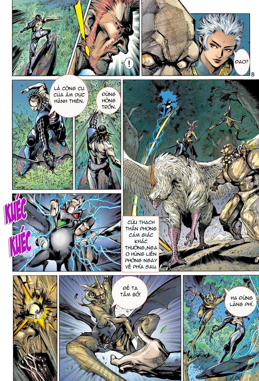 Thần Binh 4 chap 8 - Trang 8