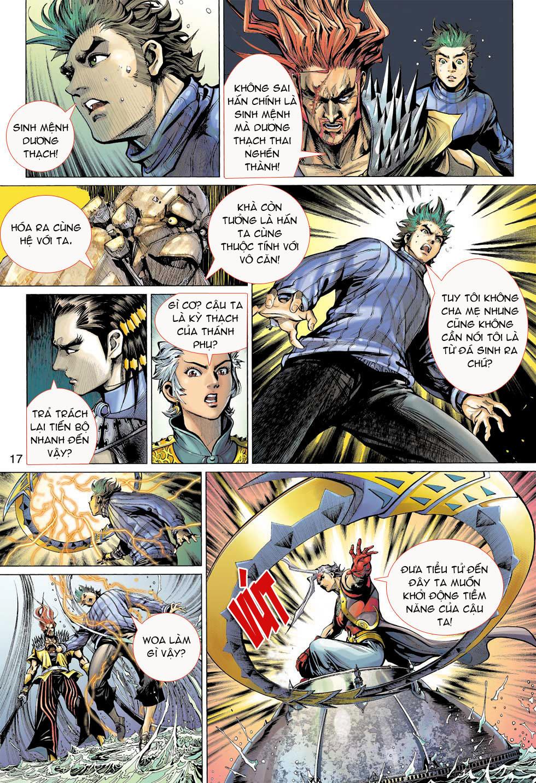 Thần Binh 4 chap 8 - Trang 17