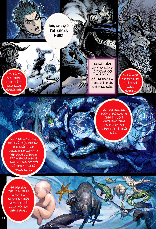 Thần Binh 4 chap 8 - Trang 20