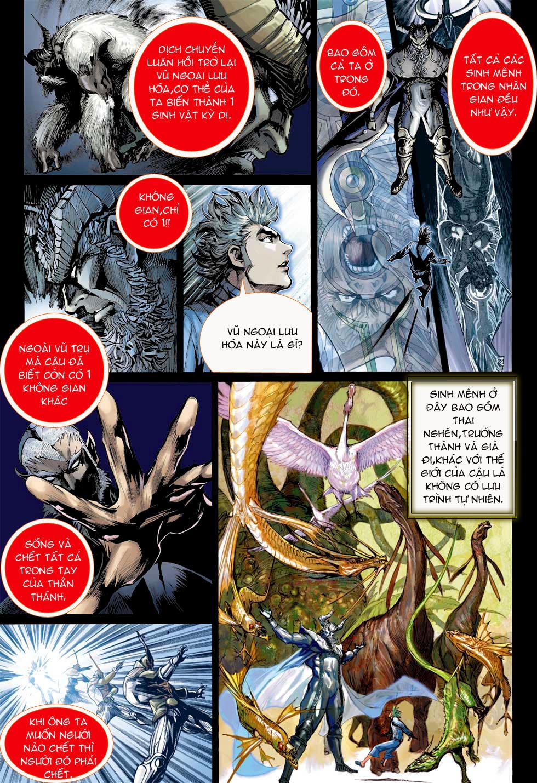 Thần Binh 4 chap 8 - Trang 21