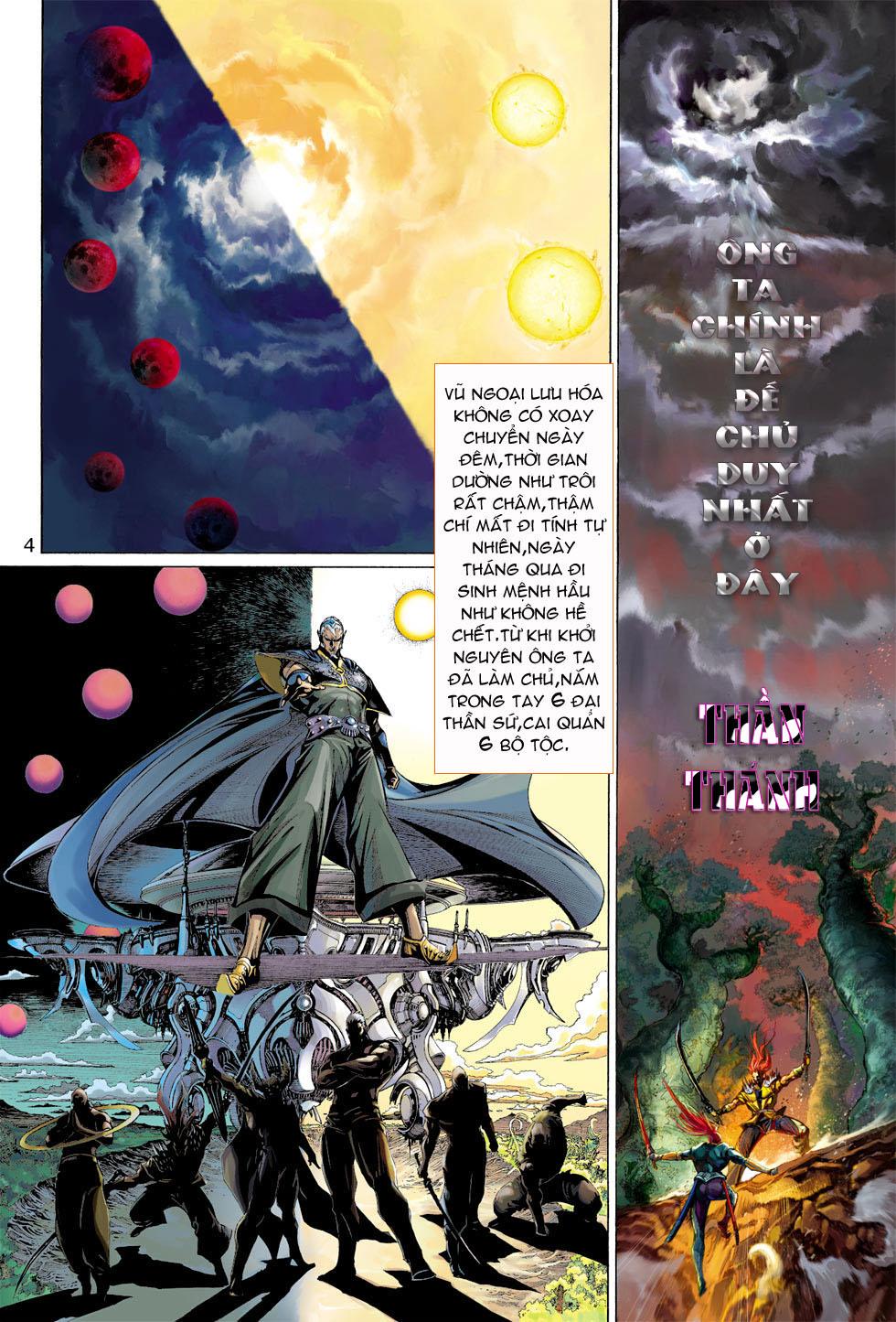 Thần Binh 4 chap 7 - Trang 4