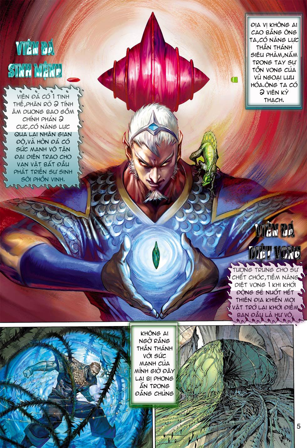 Thần Binh 4 chap 7 - Trang 5