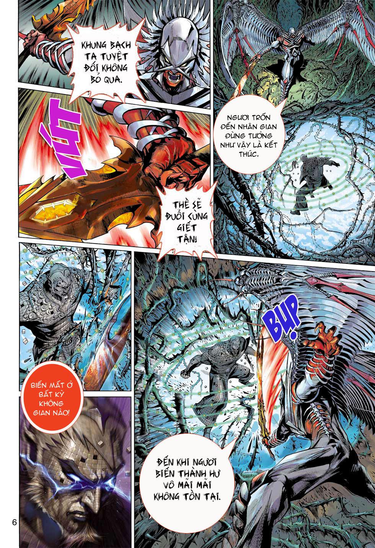 Thần Binh 4 chap 7 - Trang 6