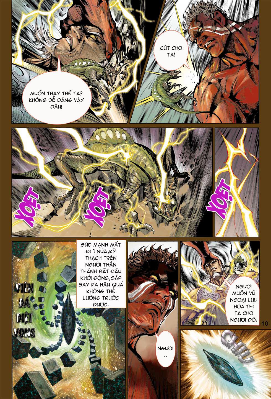 Thần Binh 4 chap 7 - Trang 10