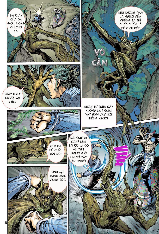 Thần Binh 4 chap 7 - Trang 16