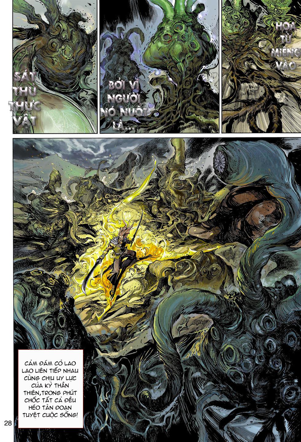 Thần Binh 4 chap 4 - Trang 28