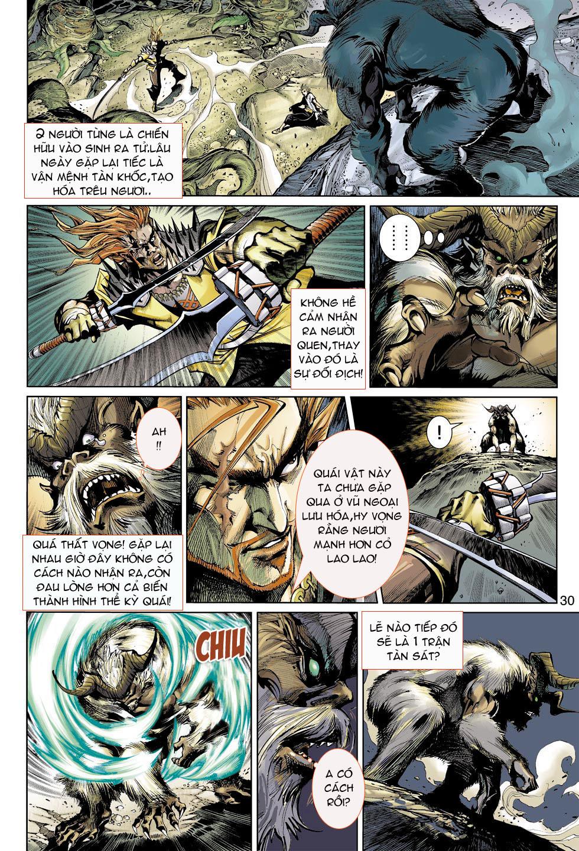 Thần Binh 4 chap 4 - Trang 30