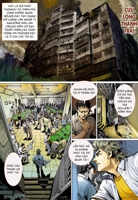 Thần Binh 4 chap 3 - Trang 25