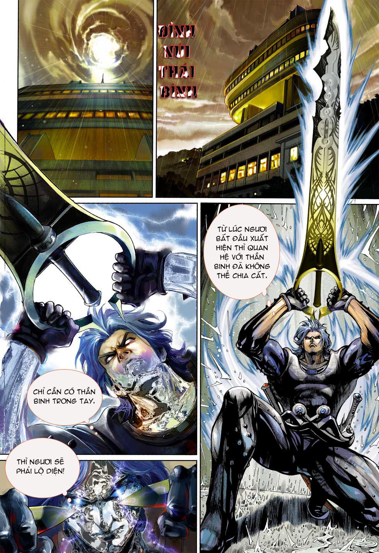 Thần Binh 4 chap 3 - Trang 26