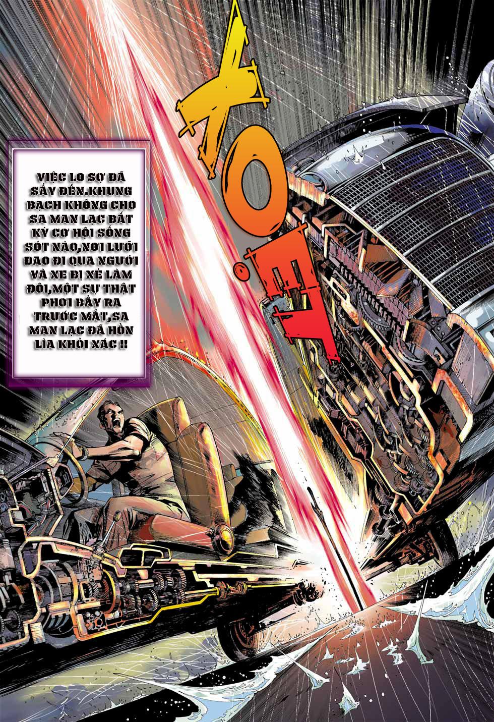 Thần Binh 4 chap 7 - Trang 38