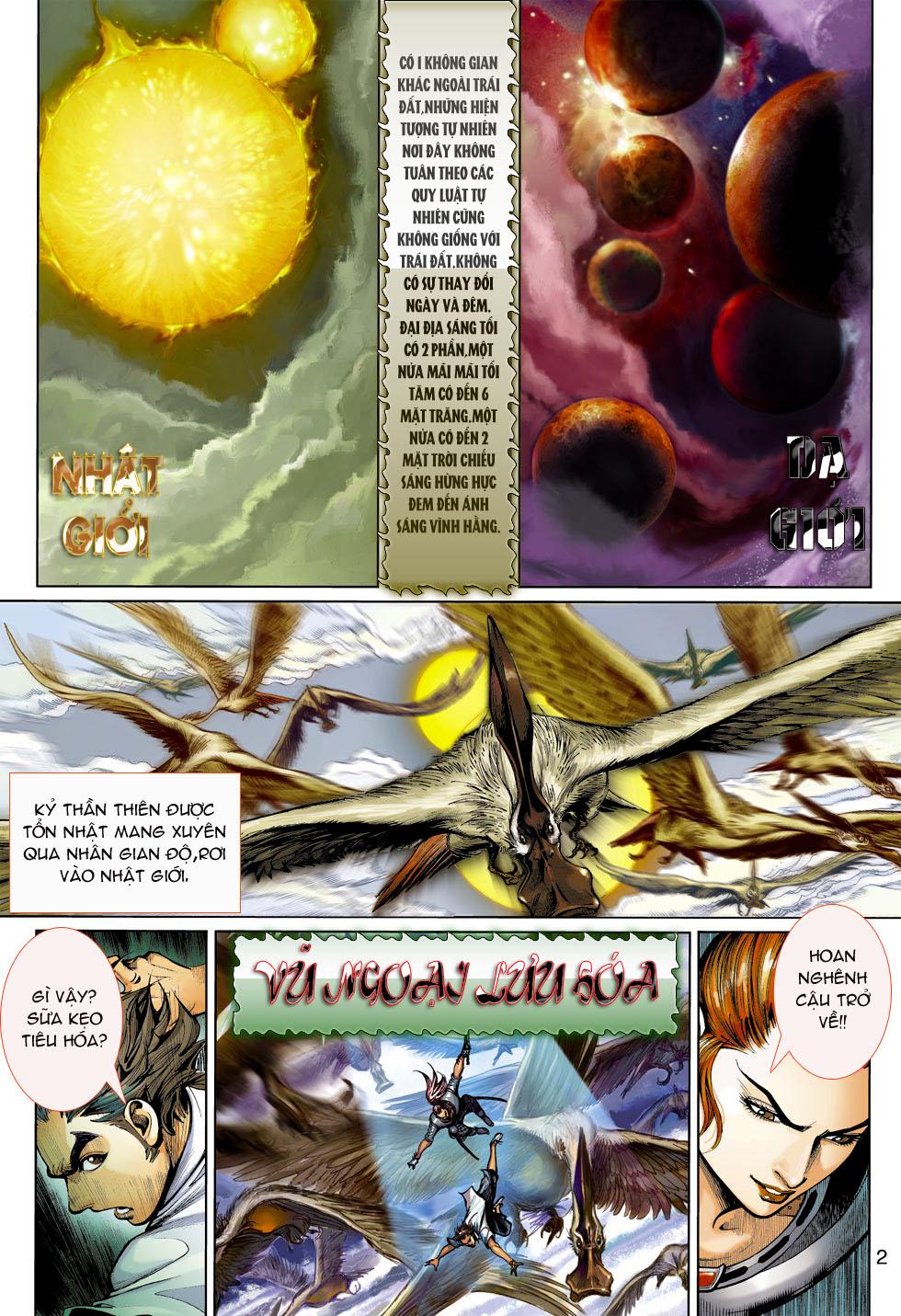 Thần Binh 4 chap 4 - Trang 2
