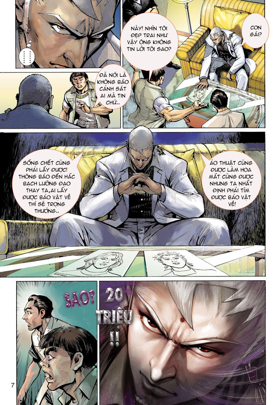 Thần Binh 4 chap 5 - Trang 7