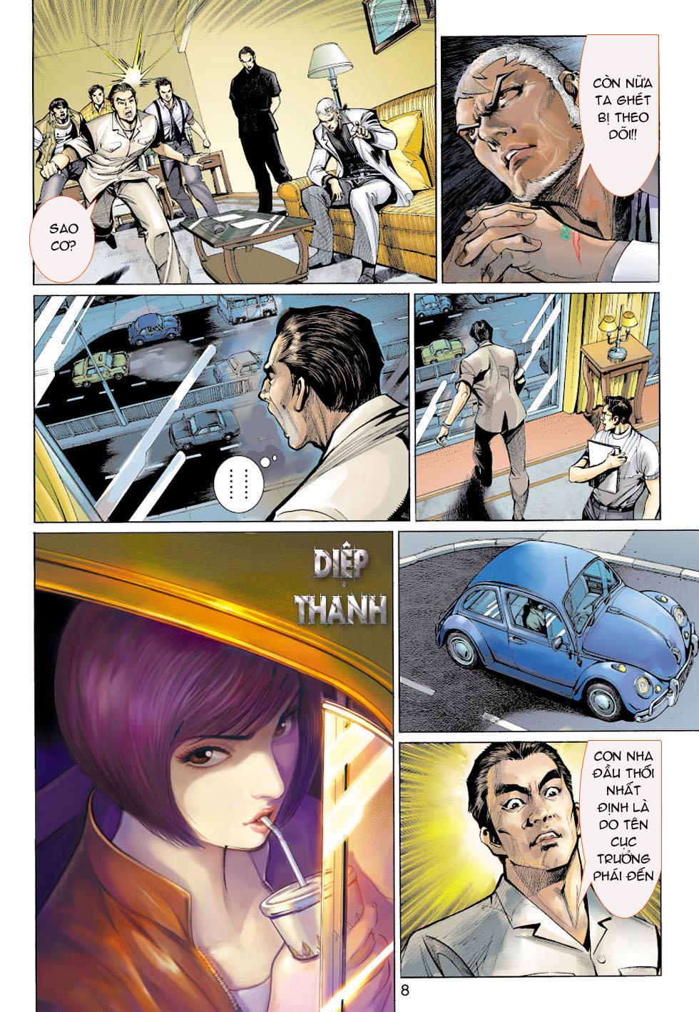 Thần Binh 4 chap 5 - Trang 8