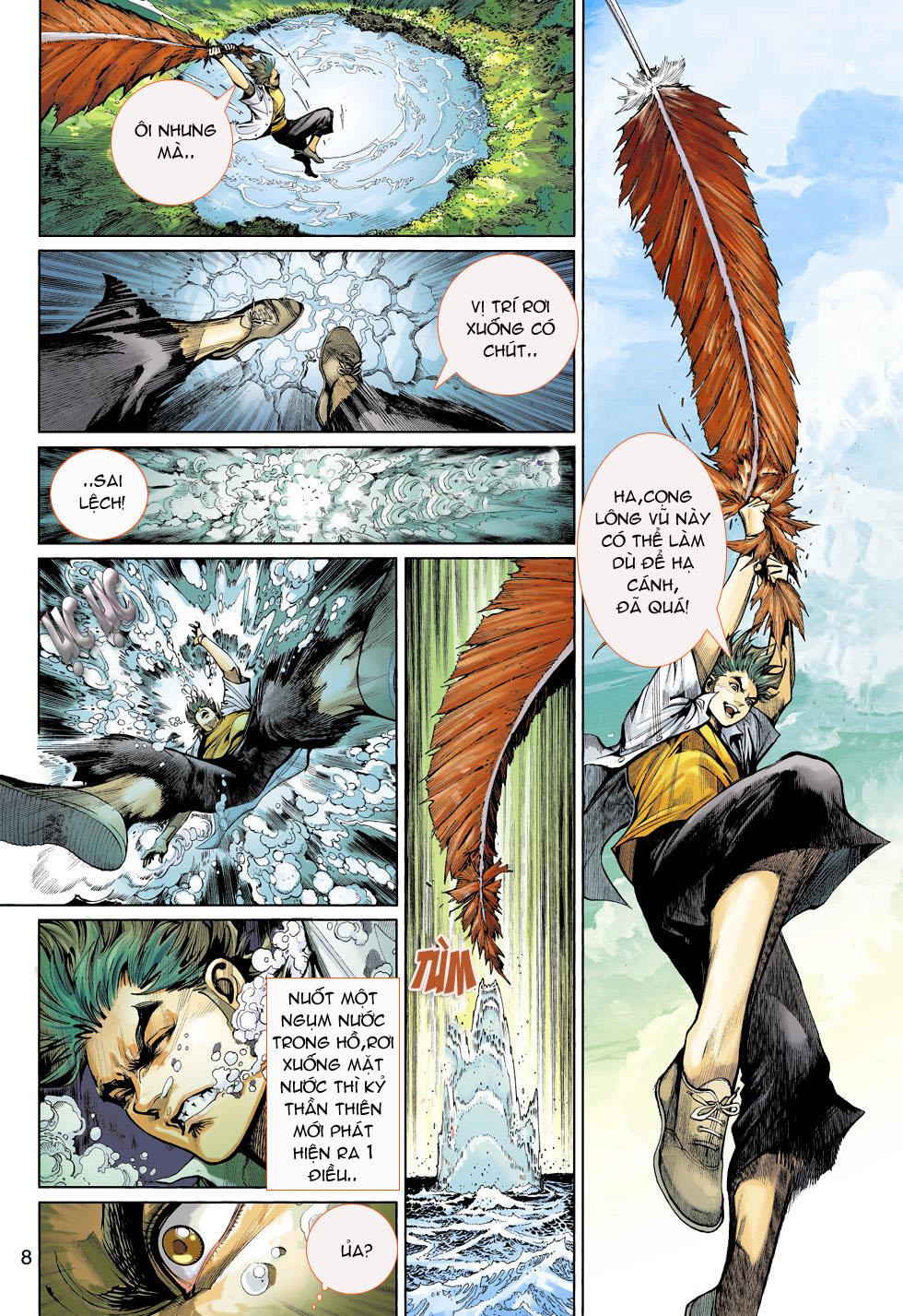 Thần Binh 4 chap 4 - Trang 8