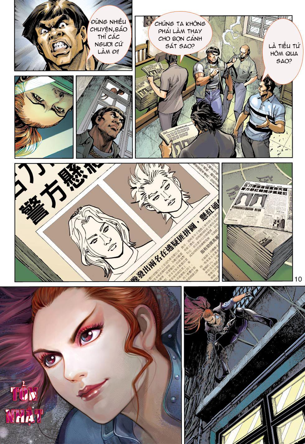 Thần Binh 4 chap 5 - Trang 10