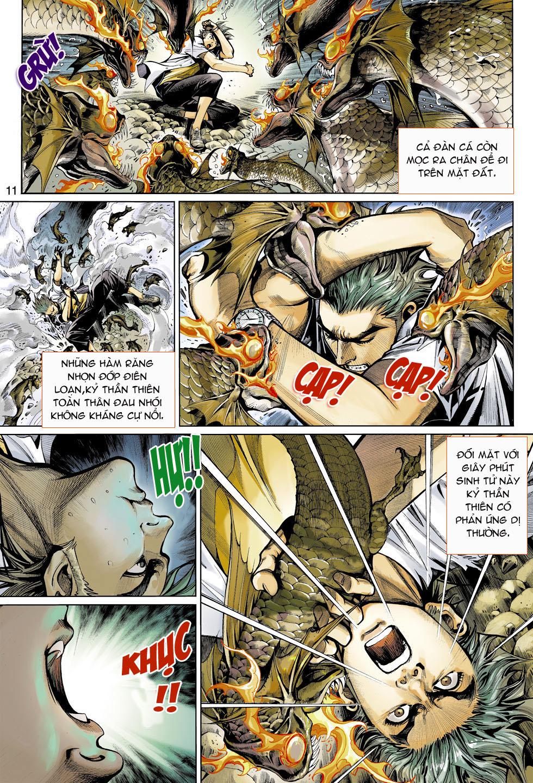 Thần Binh 4 chap 4 - Trang 11