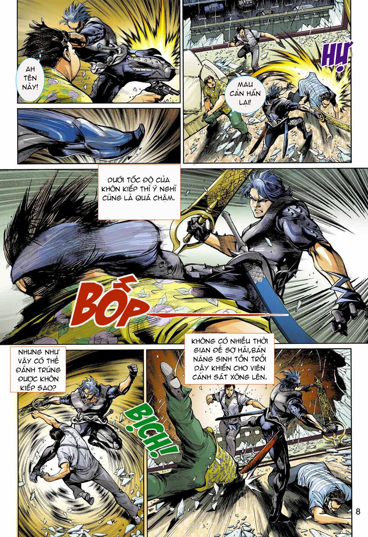 Thần Binh 4 chap 3 - Trang 8