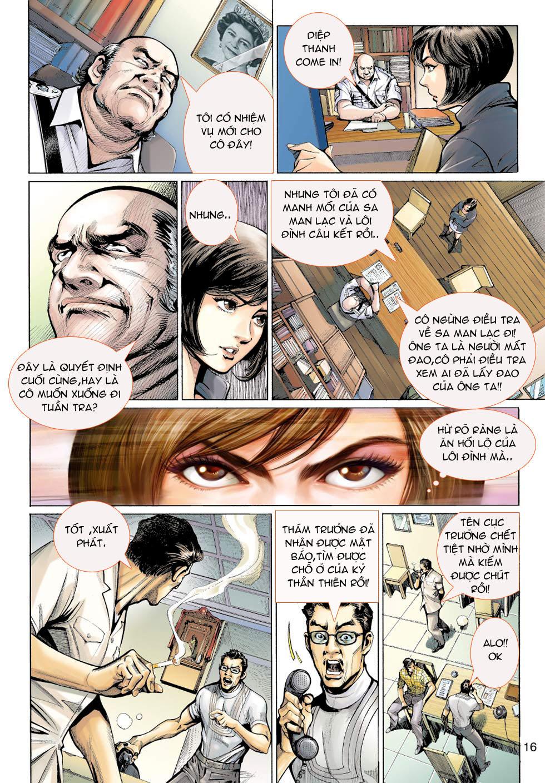 Thần Binh 4 chap 5 - Trang 16