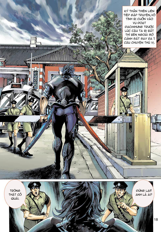 Thần Binh 4 chap 5 - Trang 18