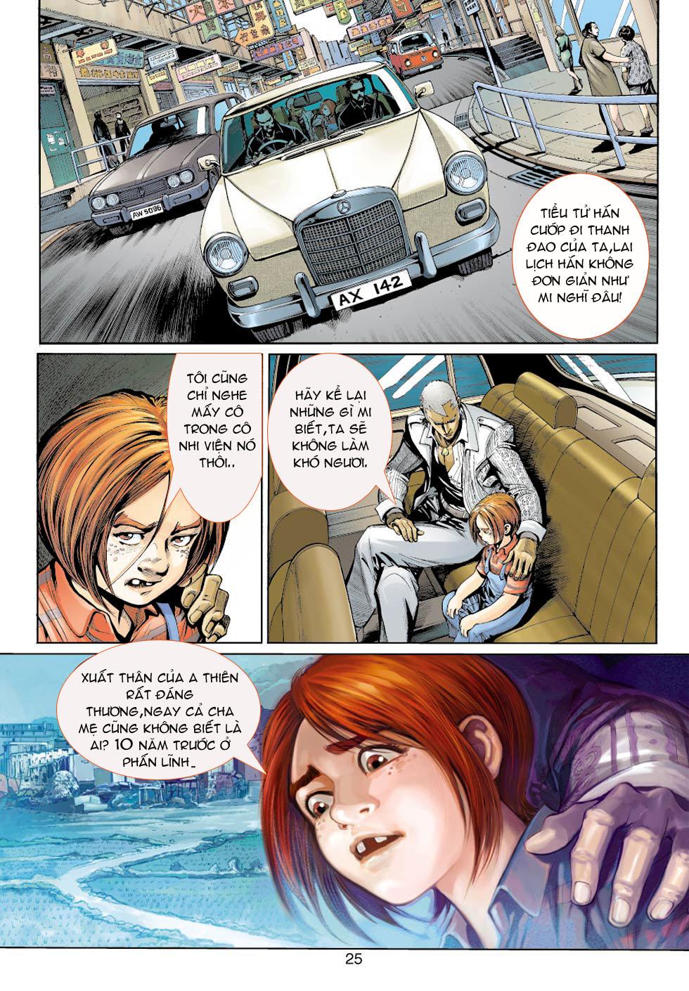 Thần Binh 4 chap 5 - Trang 25