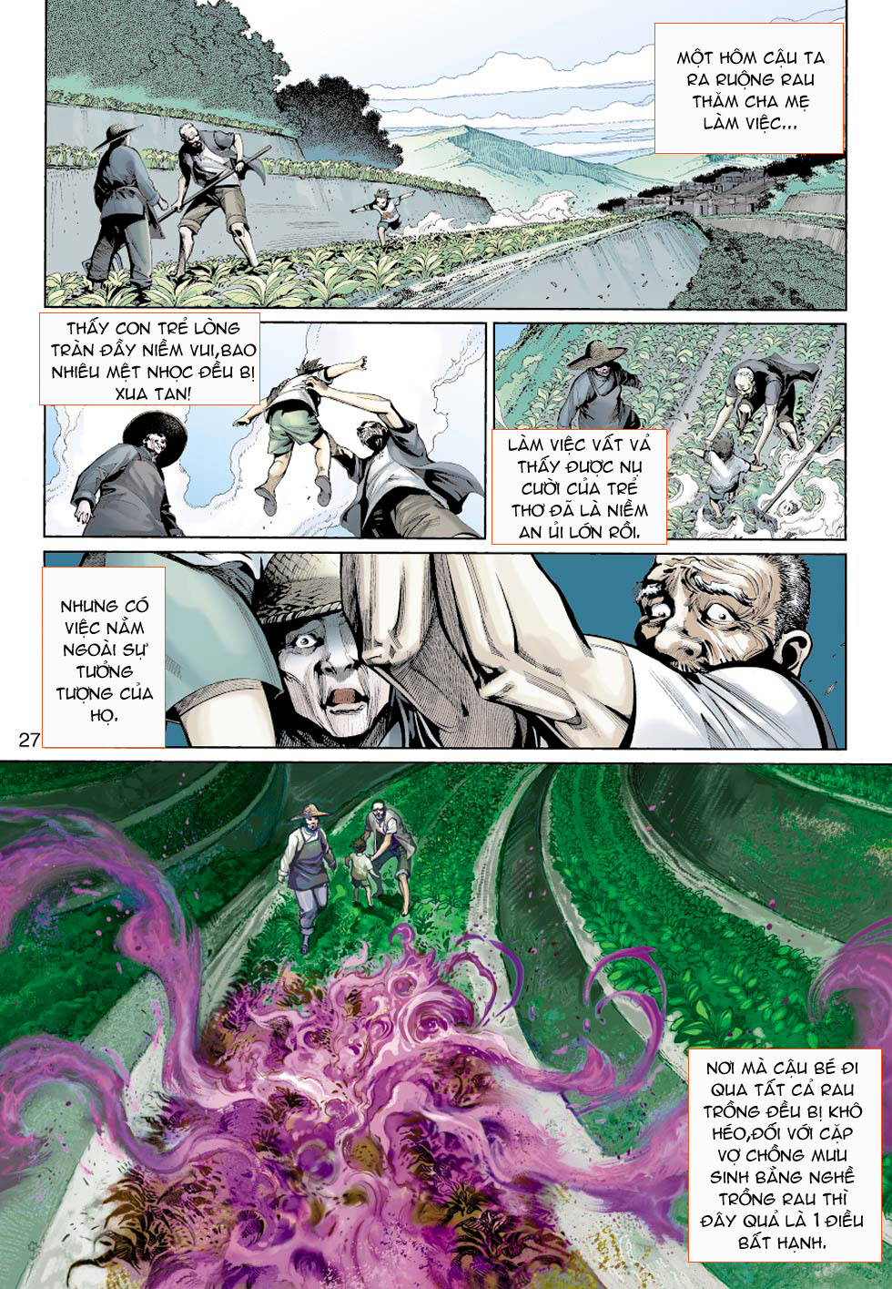 Thần Binh 4 chap 5 - Trang 27