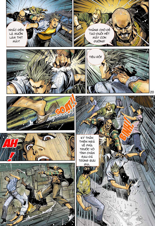 Thần Binh 4 chap 3 - Trang 20