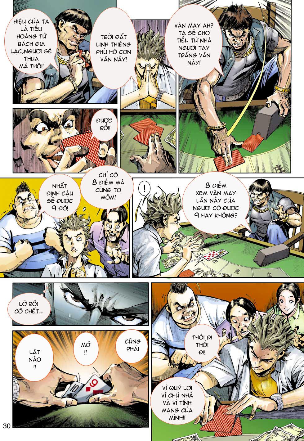 Thần Binh 4 chap 3 - Trang 30
