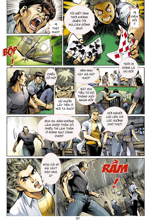 Thần Binh 4 chap 3 - Trang 31