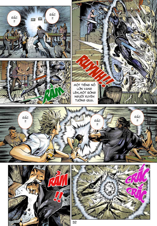 Thần Binh 4 chap 3 - Trang 32