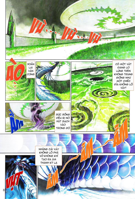Thần Binh 4 chap 1 - Trang 8