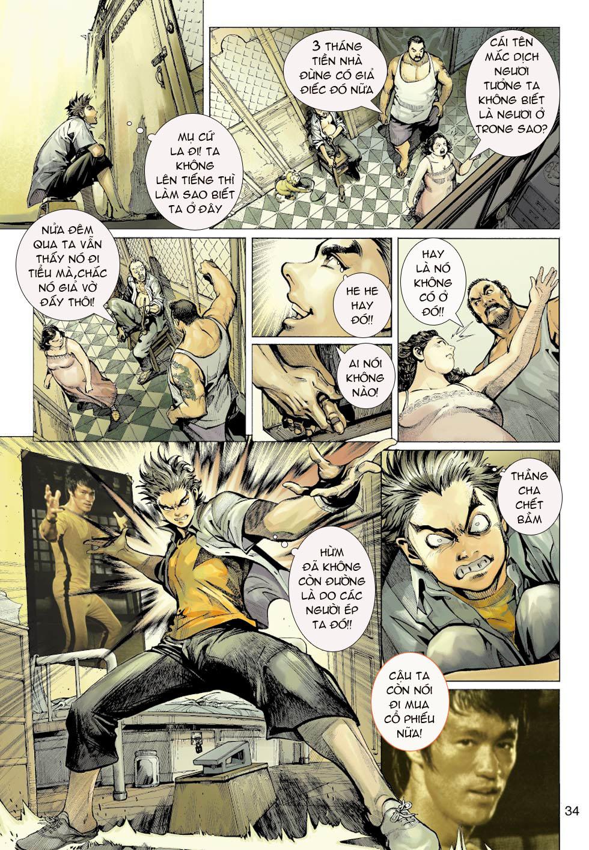 Thần Binh 4 chap 1 - Trang 30