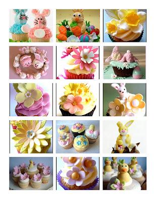 birthday cupcakes cartoon. 2010 irthday cupcakes