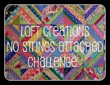 String quilt challenge