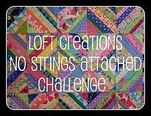 String quilt challenge