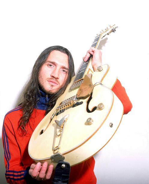 Hillel Slovak Death. guitarrista, Hillel Slovak