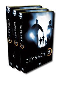 Odyssey 5 DVD