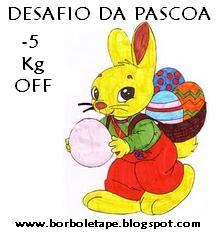 DESAFIO DA PÁSCOA