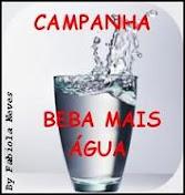 Campanha Beba Mais Água