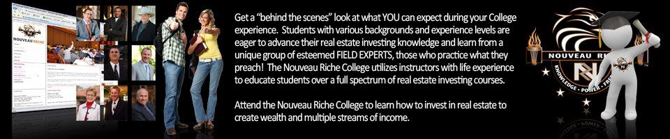 Nouveau Riche Testimonials from Alumni Students