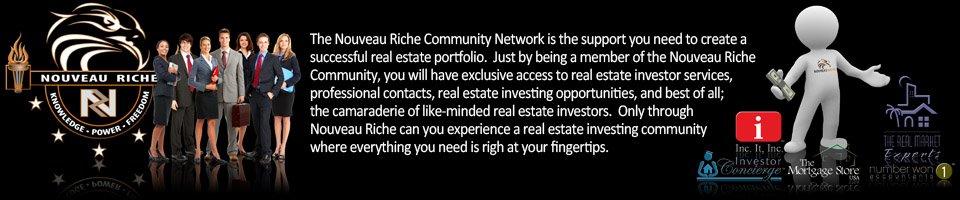 Nouveau Riche Community Experience