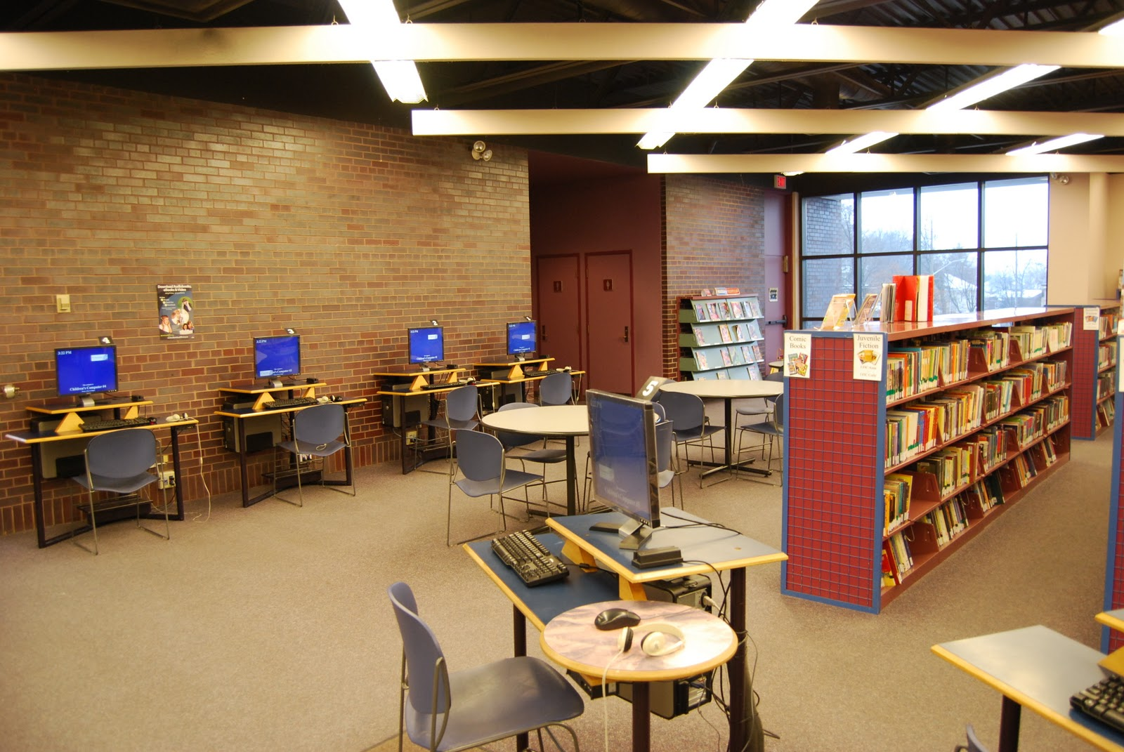"library observation paper Goldberg, info 650: library observation, p 2 the mission that guides htfl in serving this community library is put very simply: ""to."