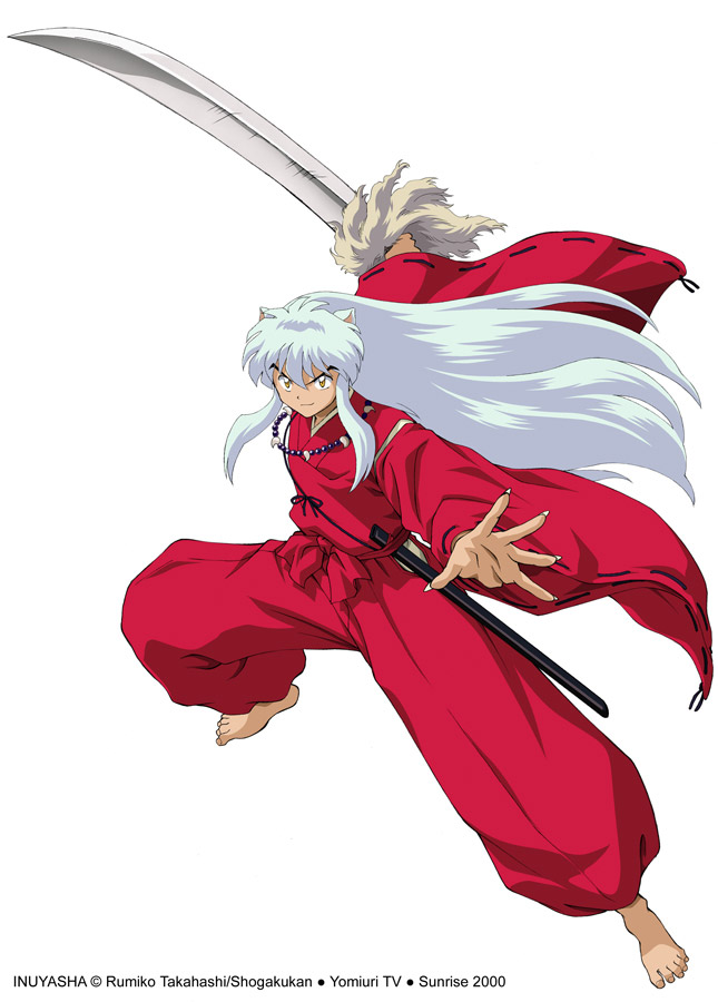 inuyasha animated movie