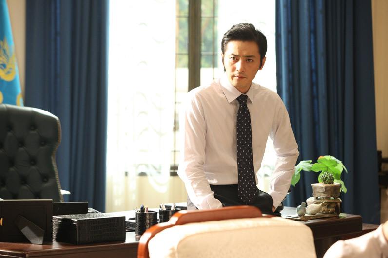 Good Morning Mr President : Asiancinefest september