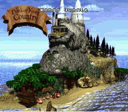 DK Country - All about Donkey Kong Country