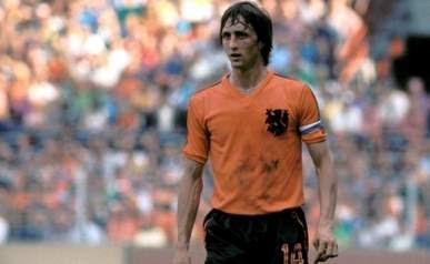 The Dutch hero, Johan Cruyff 3cruyff